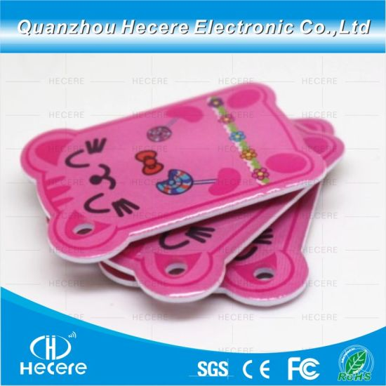 Wholesale Price Standard or Customized 860-960MHz RFID Glue Card pictures & photos