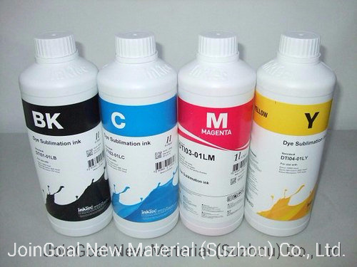 Dye Sublimation Ink for Digital Textile Printing