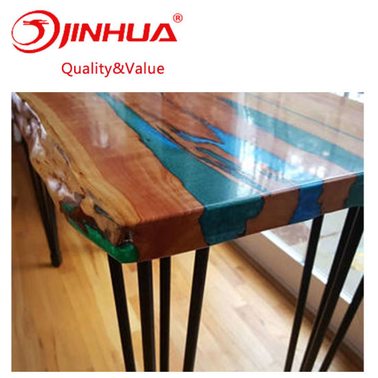 China High Transparency Epoxy Resin For River Table Casting