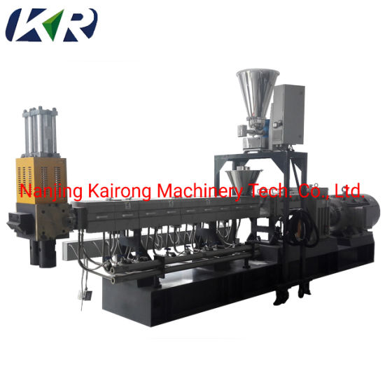 Twin Screw Extruders for PVC PE PP Pet ABS Masterbatch