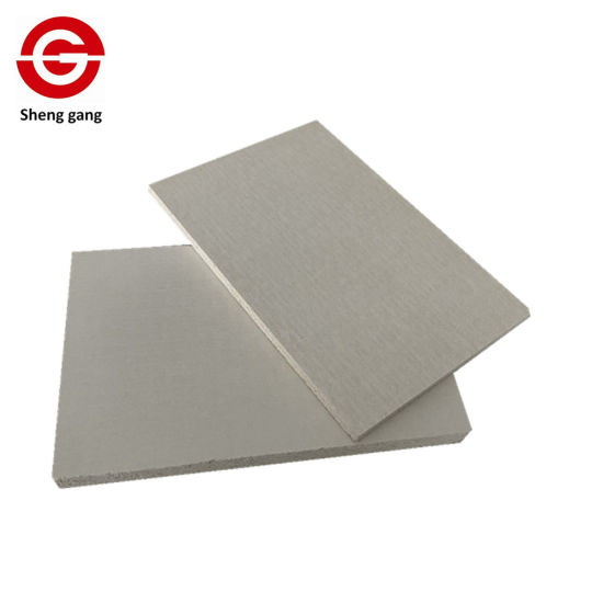Fireproof MGO Board / Magnesium Oxide Eco Board Steel Framing Construction for Comercial Building