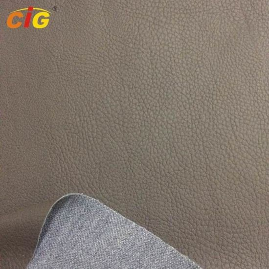 Luxious PU Synthetic Leather Imitating Leather for Car Seats / Sofa / Furnitures
