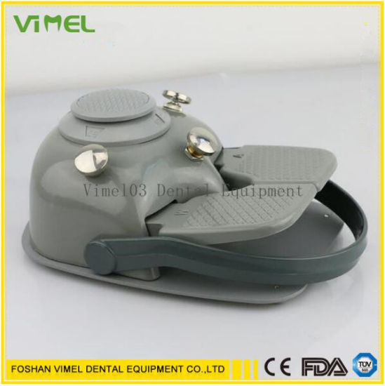 Foot Control Multifuctional Pedal Dental Spare Parts for Dental Chair pictures & photos