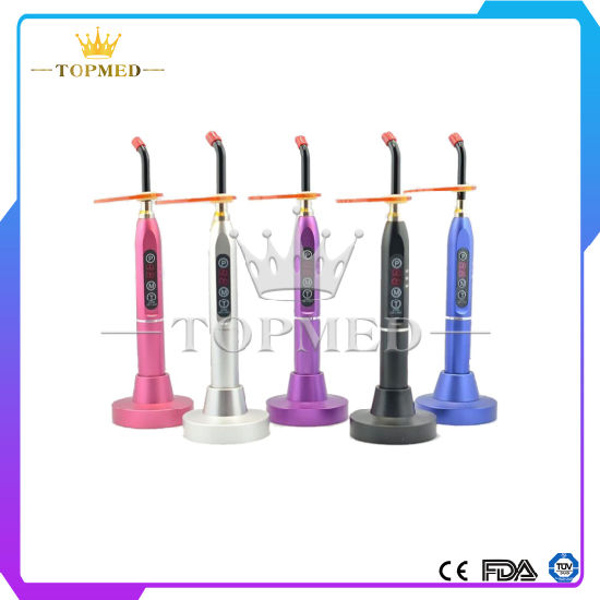 Medical Equipment Dental Supplies Dental LED Curing Light pictures & photos