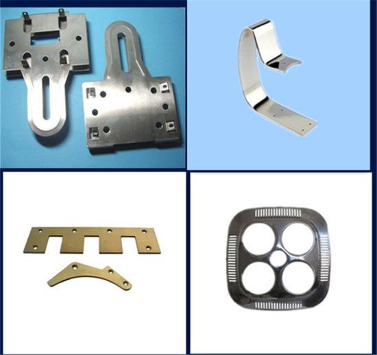 Desheng OEM Custom ODM Made Sheet Metal Fabrication Parts, Metal Parts