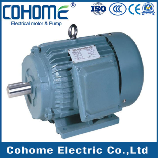Totally Enclosed and Fan Cooling AEEF Series AC Motor