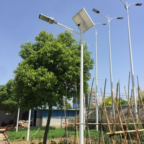 Outdoor Garden Road 30W 60W 90W 120W LED Solar Street Light