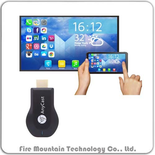 China M4 Anycast Wireless Dongle for Android Airplay Windows