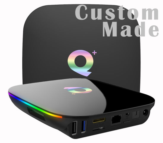 China Custom Made Qplus Android 9 0 TV Box Allwinner H6 Quad