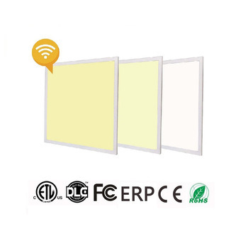 RF 2.4G CCT Dimmable 2*4 50W Panel Light for USA