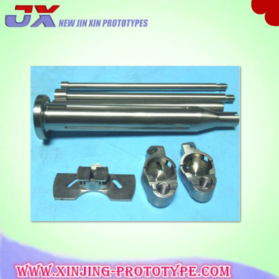 Custom OEM Precision Shaft Bearing Fitting CNC Machining/Turning Motorcycle/ Auto Spare Part