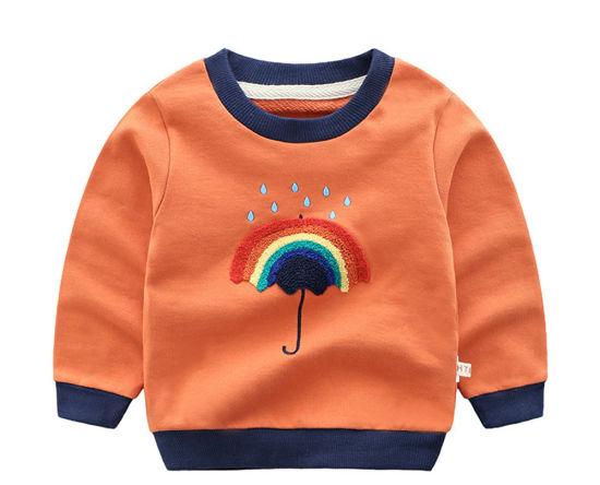 Toddler Children's T Shirt Long Sleeves of Infant Apparel