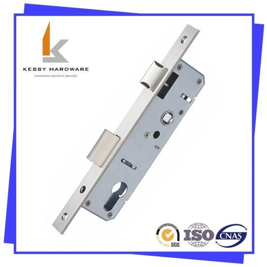 Stainless Steel Security Mortise Door Lock Body