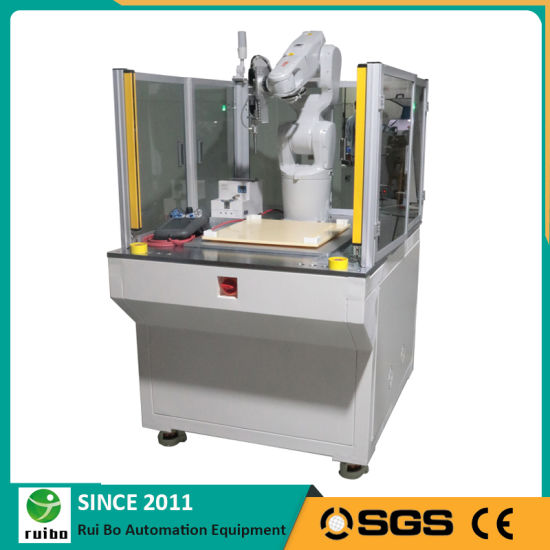 China Tower 6-Axis Screw Tightening Machine Manufacturer