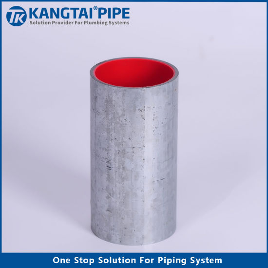 Wholesale DN150 Clamp Hoopsteel PE Pipe Composited Tube Fitting