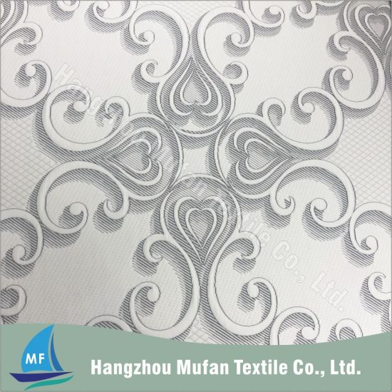 Bamboo Material Antipilling Knitted Fabric for Topper Mattress Ticking or Cover