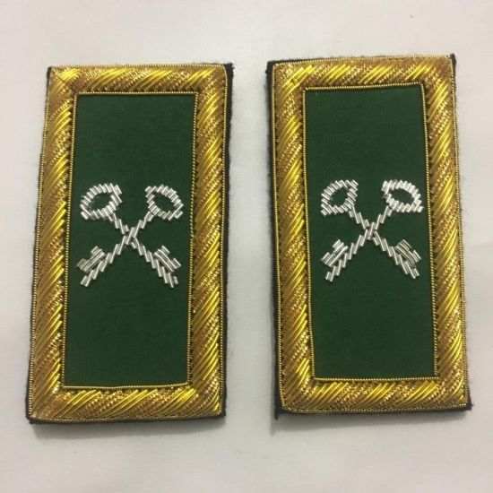 Masonic Shoulder Board pictures & photos