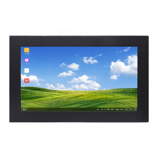 10.1 Inch HD IPS Wide View Angle 1280X800 Resistive Touch Screen Monitor