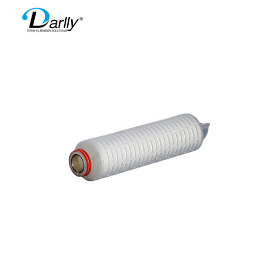 Darlly Pes Micron Pleated Membrane Filter Cartridge for Wine Final Filtration