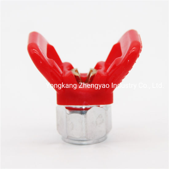 Spray Nozzle Holder Spray Tip House Nozzle Seat for High Pressure Airless Paint Sprayer Machine pictures & photos