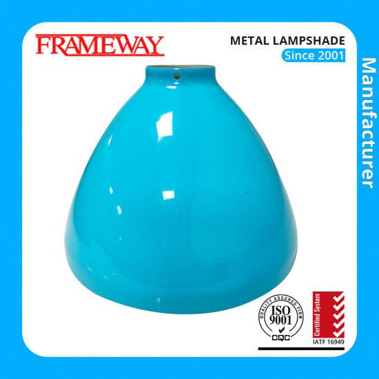 Metal Lampshade Desk Deep Drawing Fabrication
