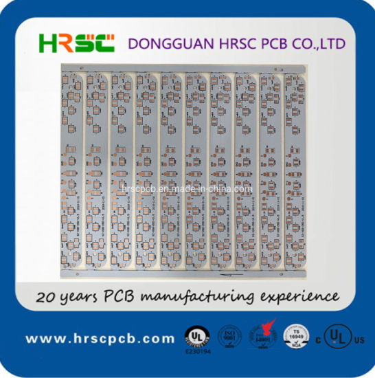Energy Saving Indoor Lighting Aluminium LED PCB for Outside and Home Applications pictures & photos