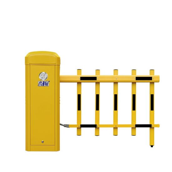 New DC Brushless Motor Automatic Barrier Gate Price Speed Adjustable Boom Parking Barrier