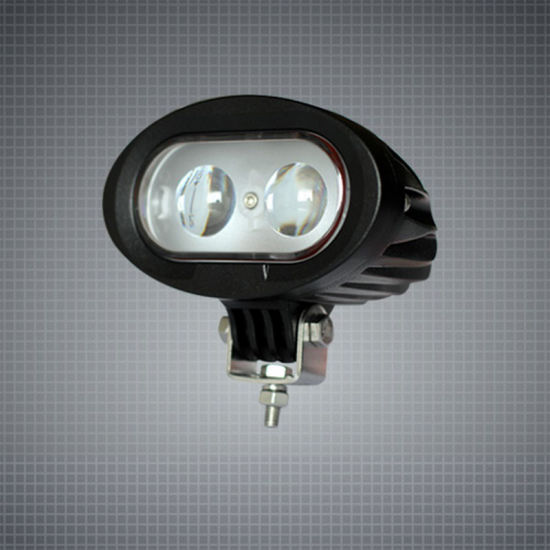 10W Flood Work LED Light Lamp Driving Offroad SUV