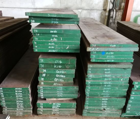 P20+Ni 718 1.2738 Injection Plastic Mould Steel Flat Bar Plate