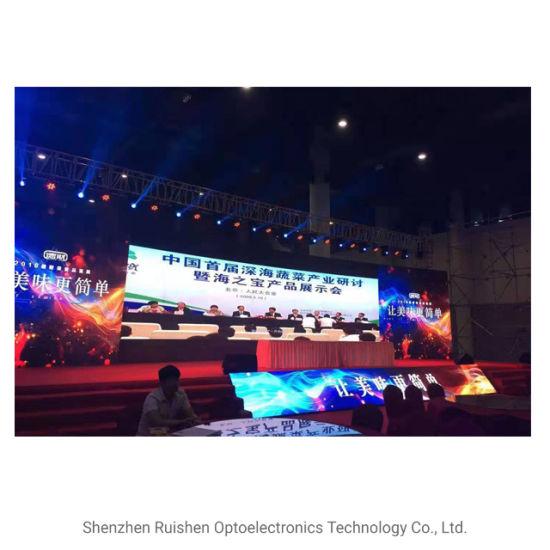Slim LED Display for Indoor Outdoor Stage Rental