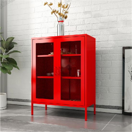 Chinese Modern Hotel Home Furniture Bathroom Kitchen Cabinets with Doors
