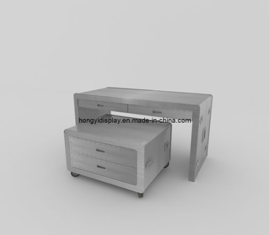 Garment Display Table for Retail Shop, Display Stand