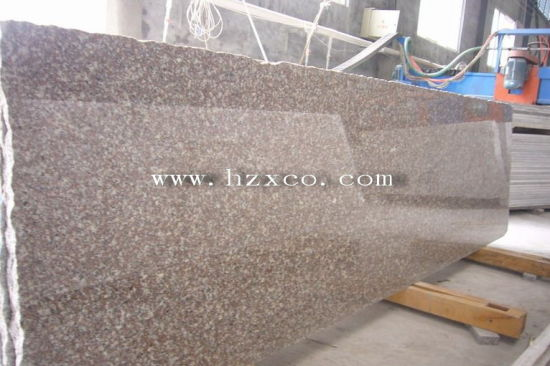 Pink Granite, G664 Polished Tiles, G664 Slabs, Red Granite pictures & photos