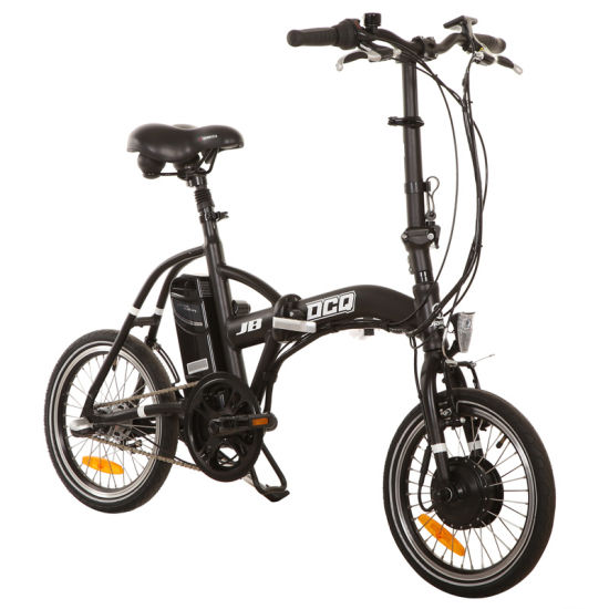 Lithium Battery 16 Inch Electric Pocket Bike (JB-TDR02Z) pictures & photos