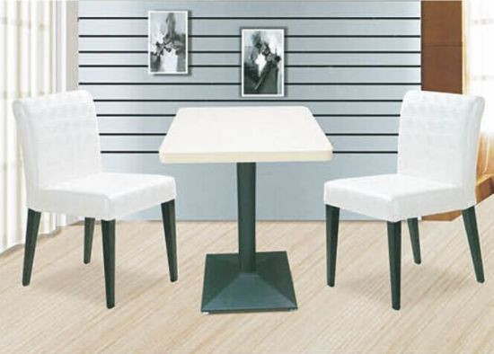 Wholesale European Style White 20 Colors Available Cushion Upholstery Restaurant Furniture