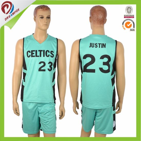 Best Quality Sublimated Custom Clearance Basketball Uniforms/ Home and Away Basketball Uniforms pictures & photos