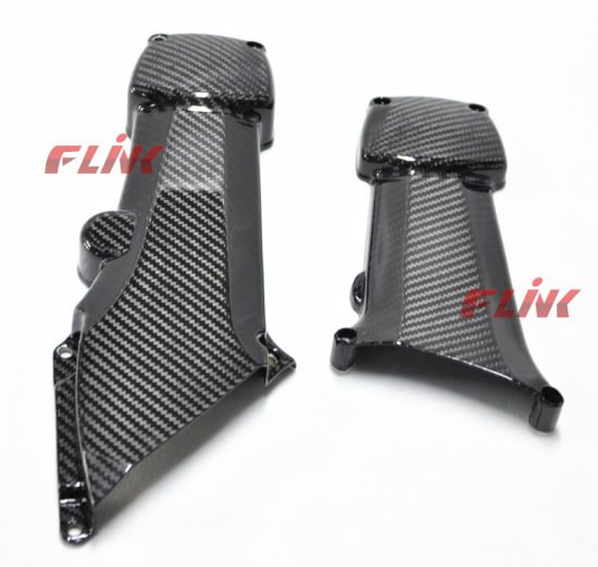 390a05066da8 China Motorcycle Carbon Fiber Parts Belt Covers (D7503) for Ducati ...