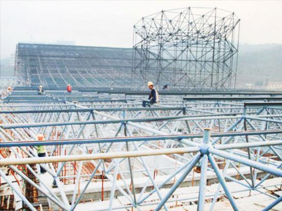 Steel Structure Workshop, Steel Building (SSW-452)