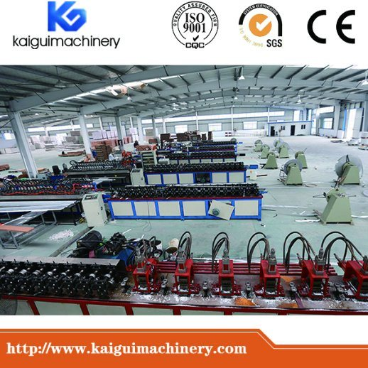 China Manufacturer T Bar Forming Machine pictures & photos
