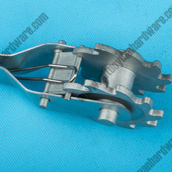 China Aluminum Gear Wire Rope Tensioner - China Tensioner, Wire Rope ...