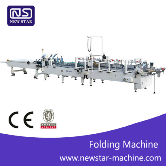 Automatic Folder Gluer Machine pictures & photos