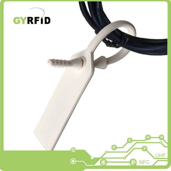 System RFID UHF RFID Tags for Cable Management (CAP18) pictures & photos