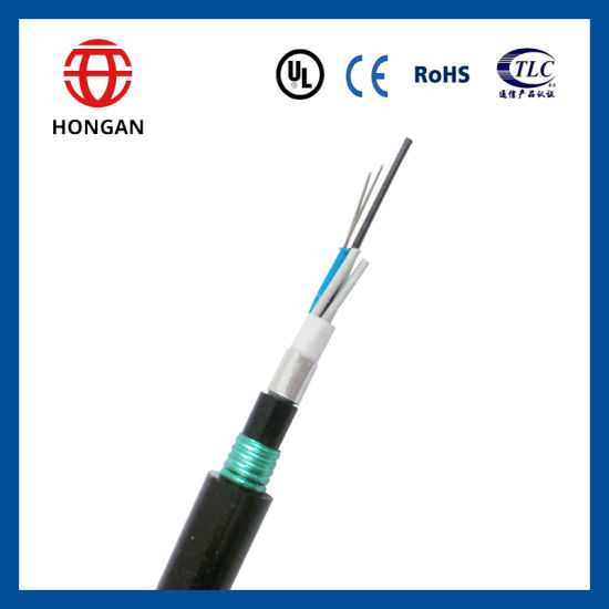 China FTTH Buried Optical Cable Wire GYTA53 216 Fiber for ...