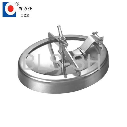 Stainless Steel Elliptic Manhole Cover pictures & photos