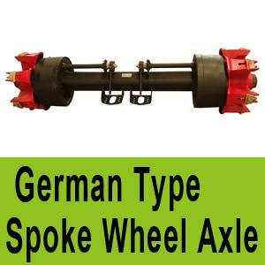 Semi Trailer Spare Parts Brake Chamber Mechanical Suspenson U-Bolt pictures & photos