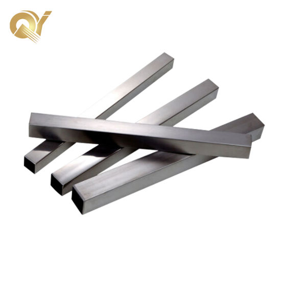 Thickness 9.0mm AISI 304 316 316L 904L Square Seamless Stainless Steel Pipe