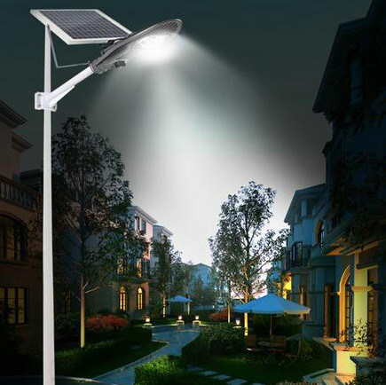 15W Adjustable Solar Panel Strong Semi Integrated Solar Street Light pictures & photos