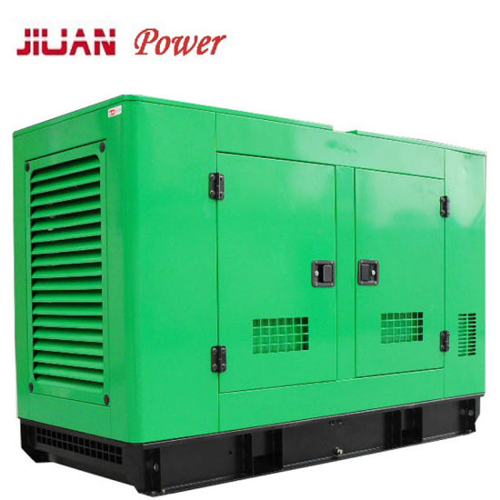 China Silent Generator for Sale for Bahrain (CDC100kVA) - China