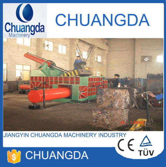 Semi-Automatic Hydraulic Scrap Metal Baler Machine (YD-2000A) pictures & photos