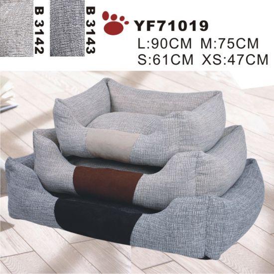 Designer Dog Bed, Cheap Pet Bed for Dogs (YF71019)